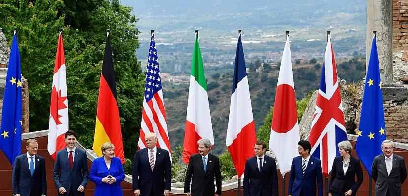 G20 sous haute tension en vue avec Donald Trump