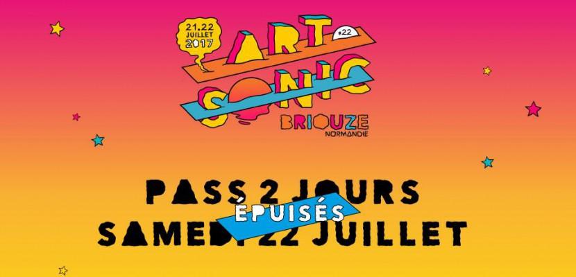 J-15 avant le festival Art Sonic à Briouze avec Tendance Ouest