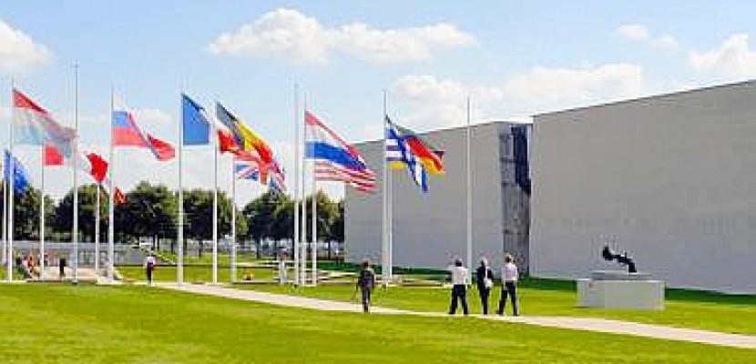 Zoom sur le Mémorial pour la paix de Caen
