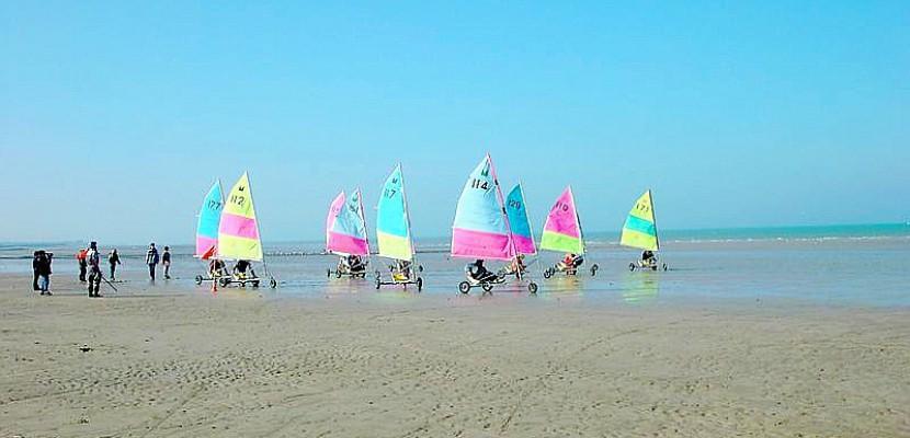 Les Sables s'animent à nouveau sur le littoral de Caen la mer !