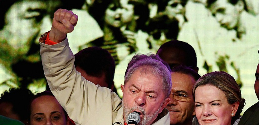 Lula, géant de la gauche latino-américaine aux pieds d'argile