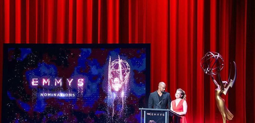 """Emmy Awards: """"Saturday Night Live"""" et """"Westworld"""" en tête des nominations"""
