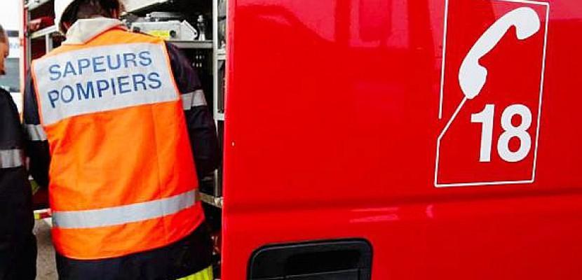 Orne : trois blessés dans un accident de la route à Juvigny Val d'Andaine