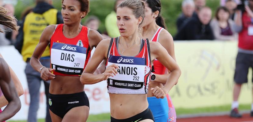 Athlétisme : la Calvadosienne Maéva Danois aux championnats du monde de Londres