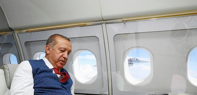 Erdogan en tournée dans le Golfe pour apaiser les tensions