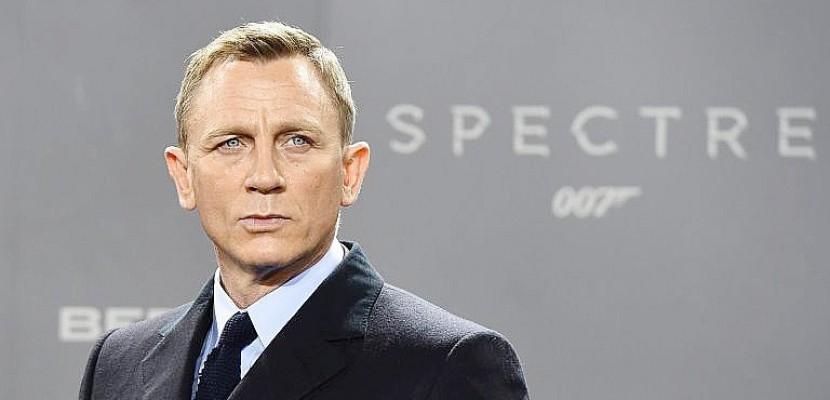 Agent 007 au rapport : Daniel Craig va finalement jouer James Bond une fois de plus au cinéma