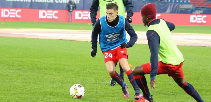 Football (Mercato) : Frédéric Guilbert revient définitivement au SM Caen