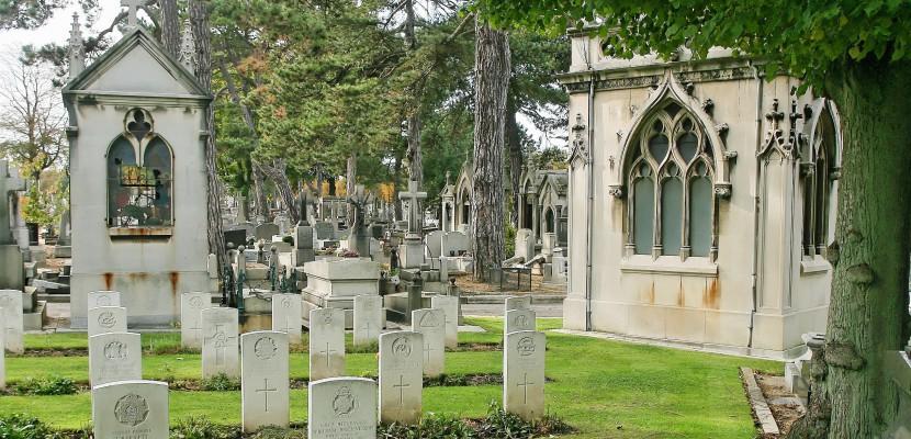 Le cimetière Sainte-Marie: le Père Lachaise du Havre