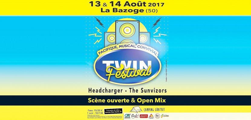 Le TWIN Festival dimanche et lundi à La Bazoge (Manche)