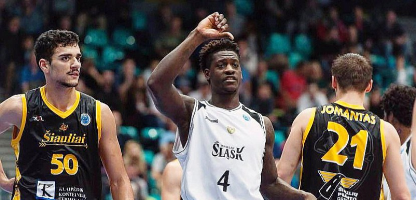 Basket (Pro B) : la belle promesse Jarvis Williams au Caen Basket Calvados