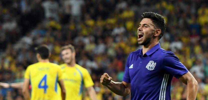 Europa League: Marseille tout juste suffisant à Domzale