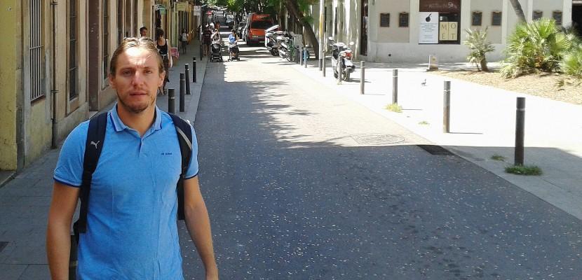 Attentat de Barcelone : le jour d'après pour le Normand Antonin Vabre