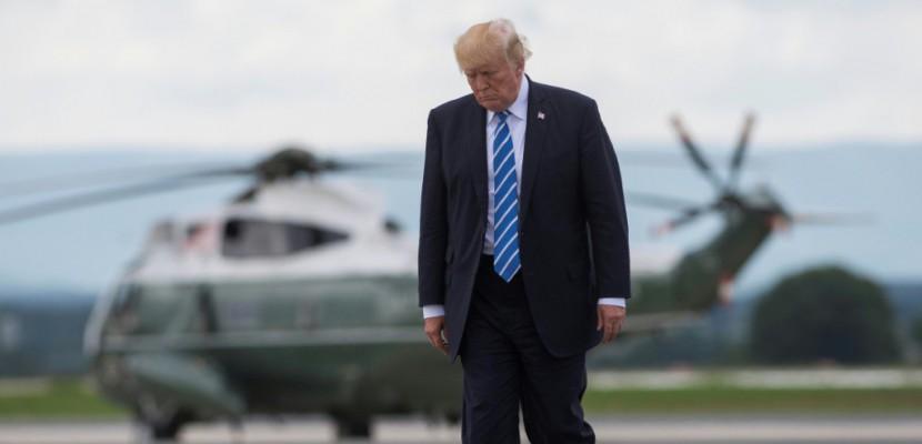 Pour Trump, le retour à Washington s'annonce (très) compliqué