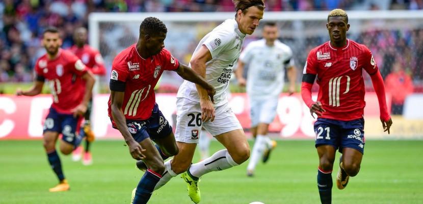 Football (Ligue 1, 3e journée) : ÀLille, Caen fait encore tomber Bielsa !