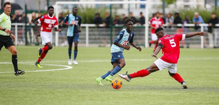 Football : à Petit-Quevilly, Monaco s'impose en finale du tournoi U17