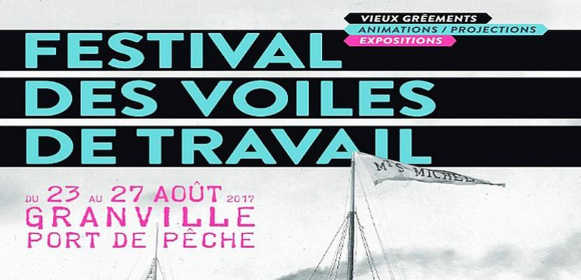 Manche : 6e édition du Festival des Voiles de Travail à Granville