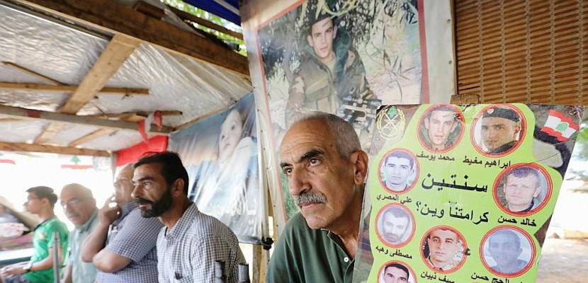 Le Liban pense avoir retrouvé les restes de ses soldats enlevés par l'EI