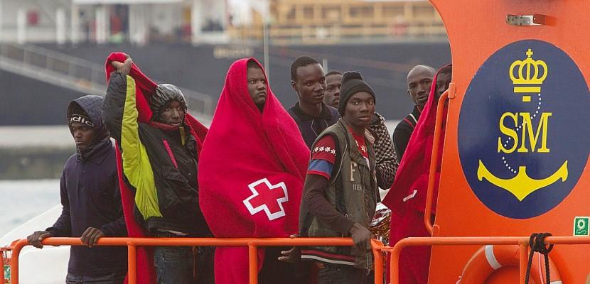 Crise migratoire: sommet de dirigeants africains et européens à Paris