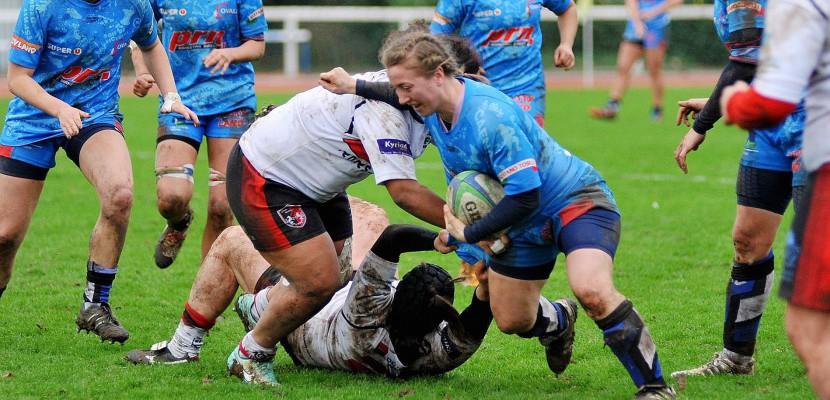 Rugby féminin. Julie Duval, de retour d'Irlande [Interview]