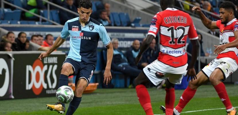 Football (Ligue 2, 6e journée) : Le Havrene méritait pas mieux