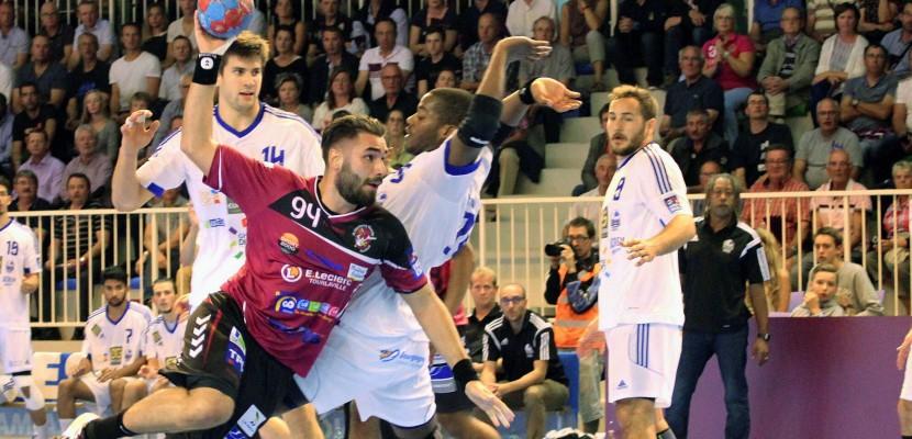 Handball (Coupe de la Ligue) : la JS Cherbourg trop juste (24-31)