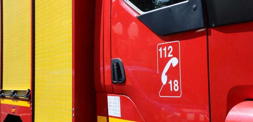 Feu de maison à Ticheville : un octogénaire brûlé et intoxiqué