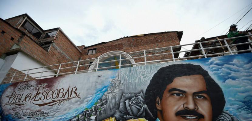 Escobar et le pape: marketing du bien et du mal en Colombie