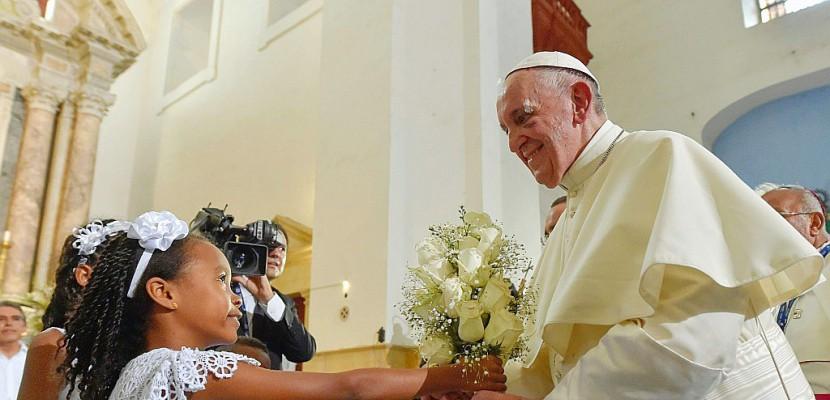 Carnet de route du pape en Colombie: dernier jour à Carthagène