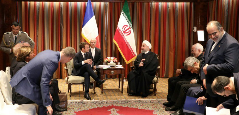 Les projecteurs braqués sur l'Iran à l'ONU