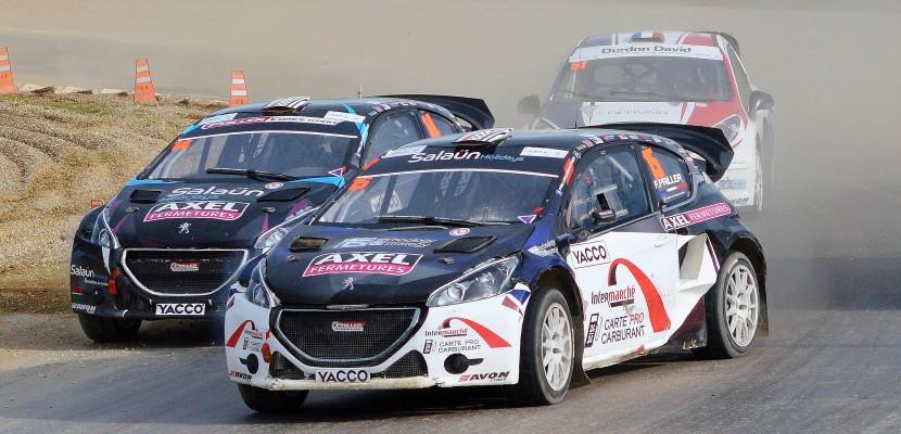 Rallycross : Pluie de champions de France à Lessay !