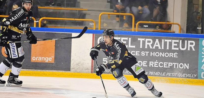 Hockey-sur-glace: les Dragons de Rouen se déplacent à Lyon