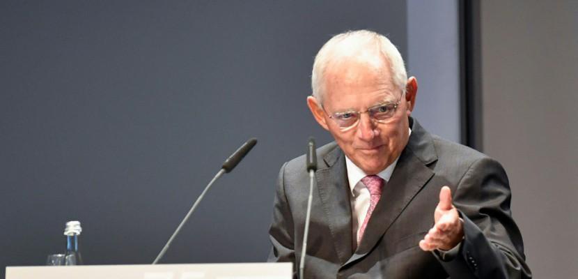 Adieu européen pour Wolfgang Schäuble, l'homme de fer de Berlin