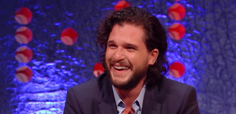 Un acteur de Game of thrones se lâche pour le 1er avril