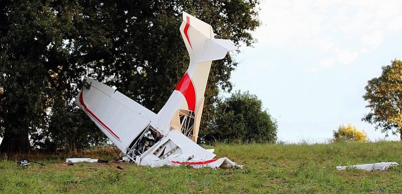 Crash d'un ULM à Pont-Farcy : le rapport du BEApublié