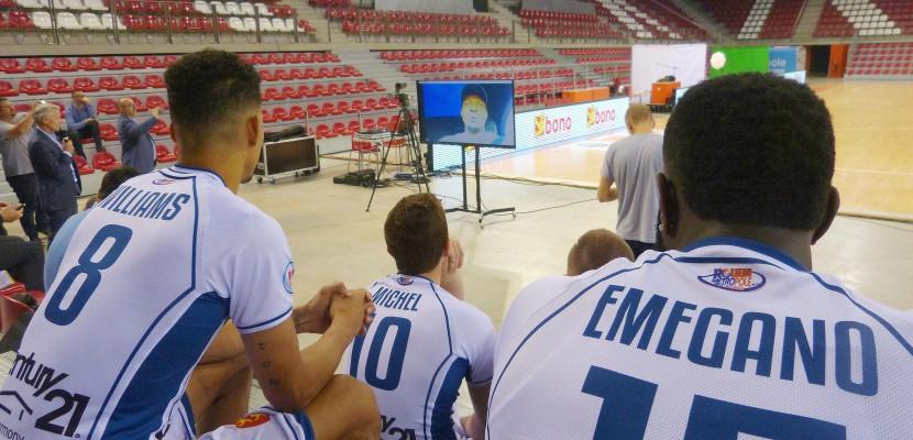 Formé à Rouen, l'international Ian Mahinmi devient actionnaire du Rouen Métropole Basket