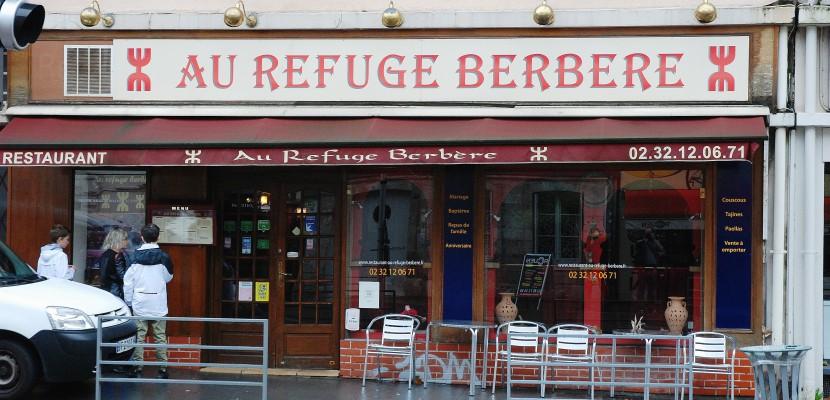 Bonne table à Rouen : Au Refuge Berbère, Rue Saint-Eloi