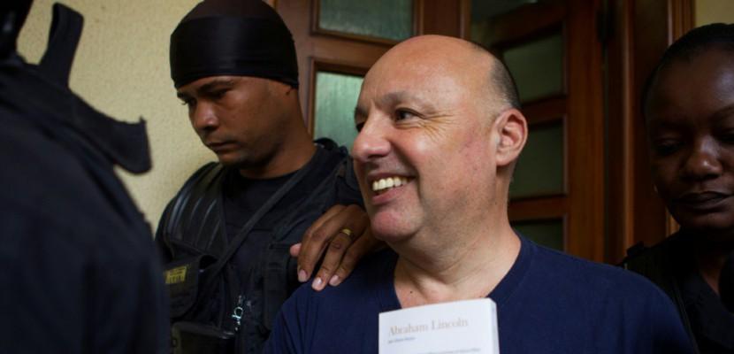 """""""Air Cocaïne"""": Christophe Naudin condamné à 5 ans de prison"""