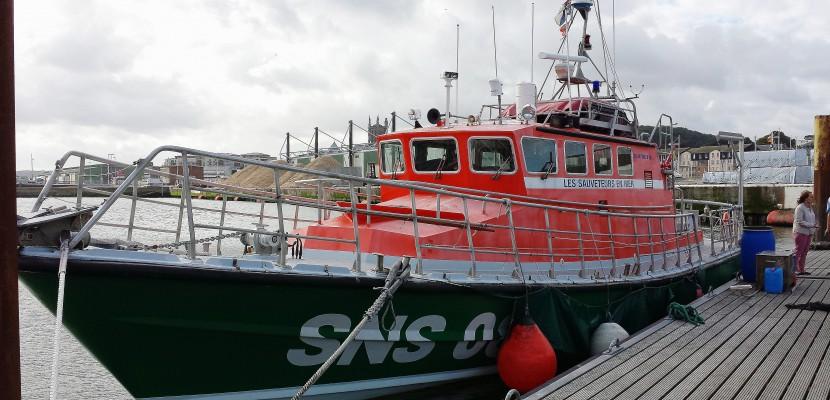 Normandie. Un navire coule au large de Fécamp