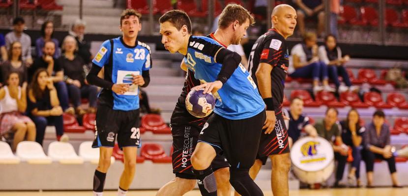 Handball: Derby face au Stade Valériquais pour Oissel Rouen Métropole
