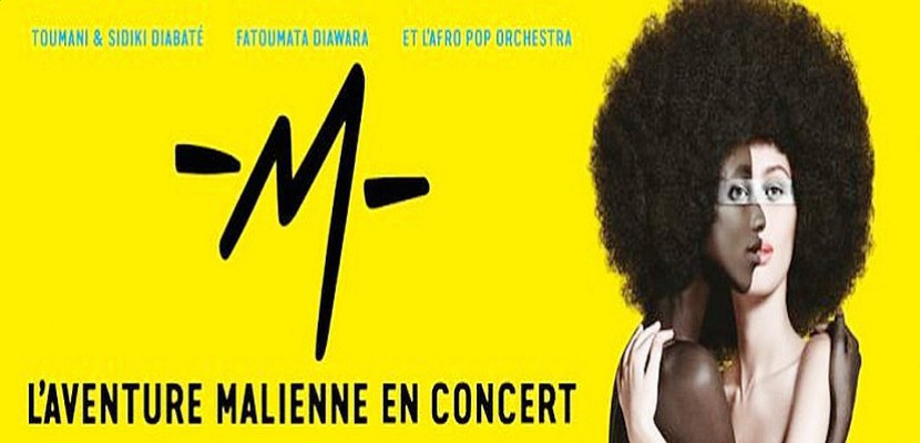 Gagnez vos places pour le concert de -M- sur Tendance Ouest