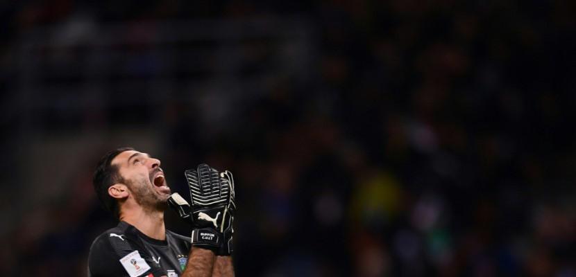 Italie: Buffon, les tristes adieux d'un monstre sacré