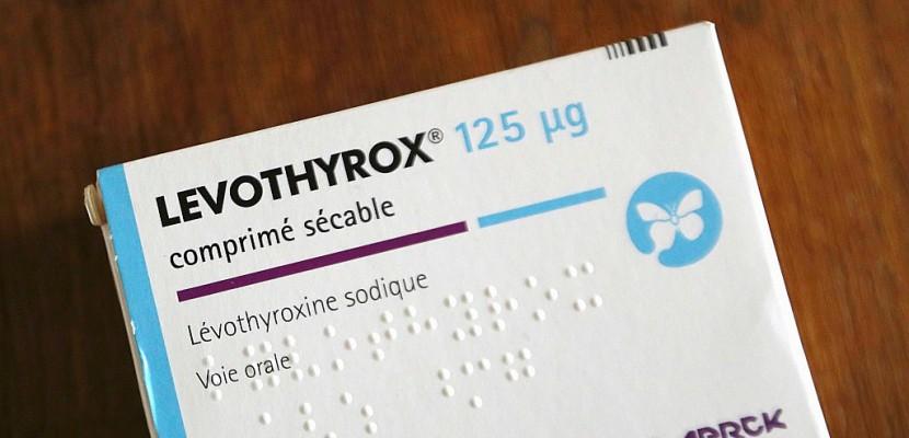 Levothyrox: Merck condamné à délivrer l'ancienne formule en Haute-Garonne