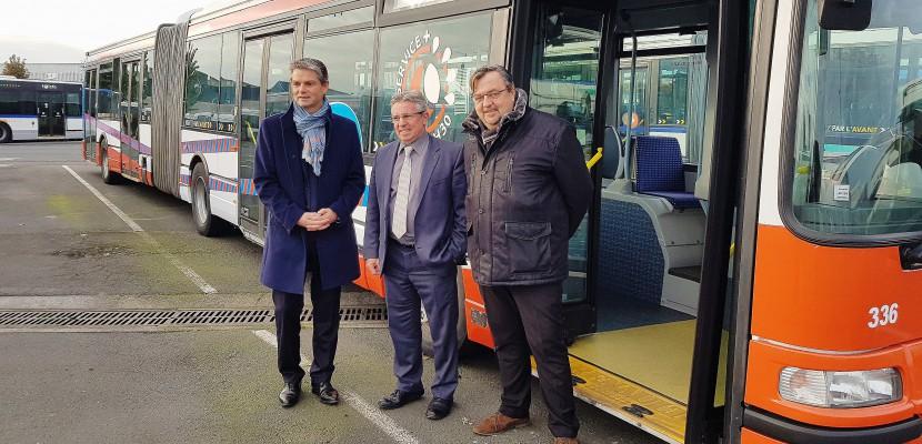 A Caen, Twisto recrute 50 conducteurs le temps des travaux