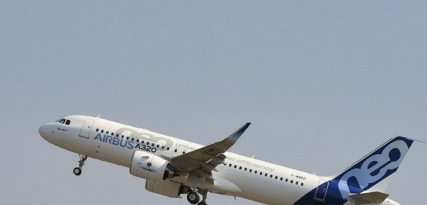 Airbus décroche un commande de 430 avions, la plus grande son histoire