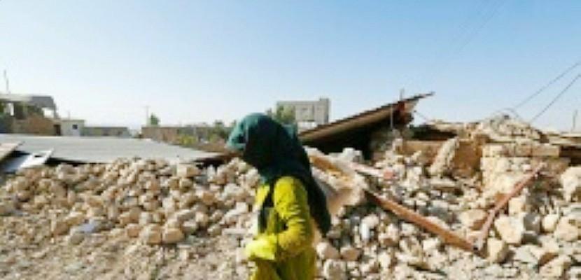 Séisme en Iran: l'État intensifie son aide vers les campagnes