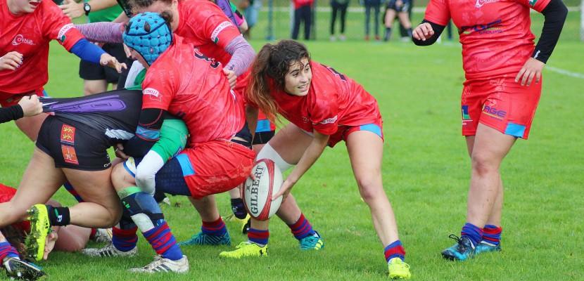Rugby féminin. L'Ovalie Caennaise veut rester invaincue