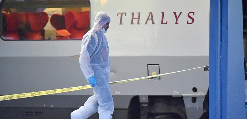Attentat du Thalys : un suspect de 23 ans interpellé en Seine-Maritime