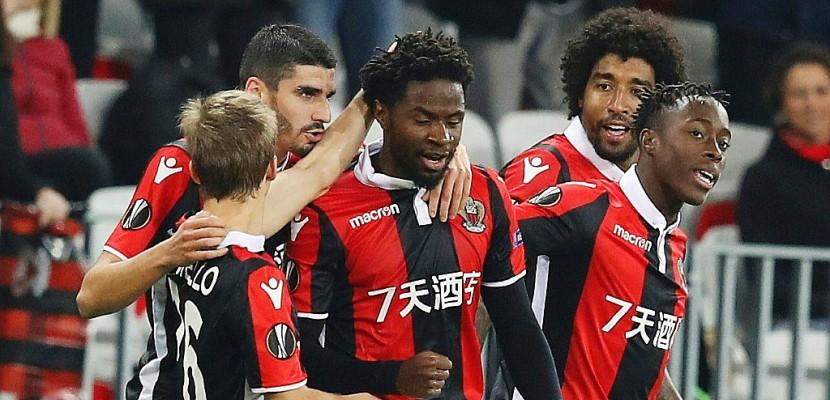 Europa League: Nice qualifié pour les 16e