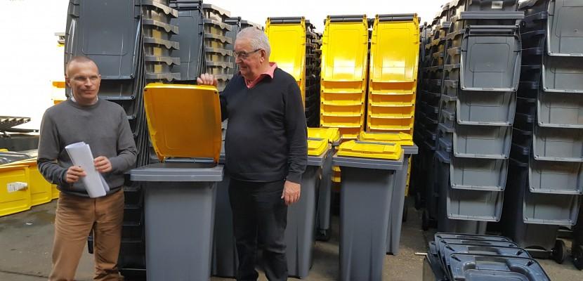 L'agglo de Fécamp Valmont harmonise sa collecte de déchets