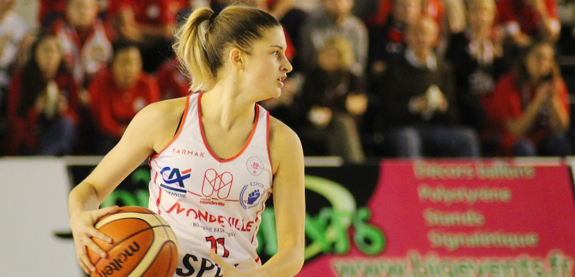 Basket (Centre de formation). La jeunesse en puissance à Mondeville
